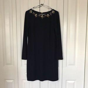 Vince Camuto • Jewel Collar Shift Dress